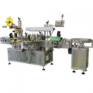 Automatic Sticker Labeling Machine For Round Bottles