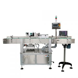 Top Glass Bottle Labeling Machine