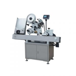 Automatic Top Box Labeler