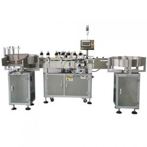 Manual Bottle Labeling Machinenew