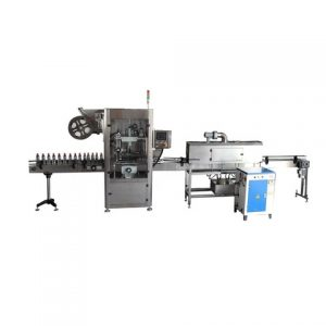 Vial Labeling Machine With Printer