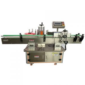 Factory Outlet Ketchup And Juice Bottle Labeling Machine