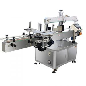 High Quality Plastic Cup Label Labeling Machine