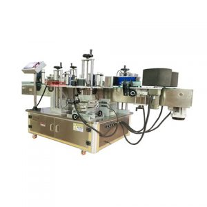 Tamper Proof Bottle Labeling Machine