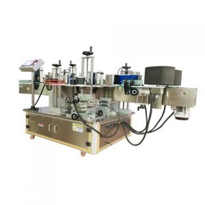 Food Aluminum Cans Sticker Labeling Machine