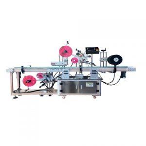 Automatic Candy Jar Labeling Machine