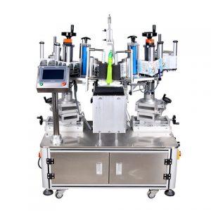 25ml Bottles Sticker Labeling Machine With Printer