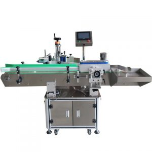 Ampoule Labeling Machine With Printer