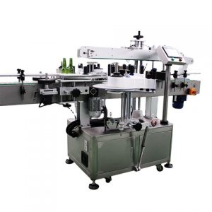 Painting Cans Labeling Machine