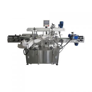 Three Side Fixed Position Labeling Machine