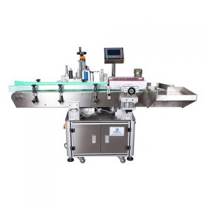 Wrapping Around Labeling Machine