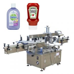 Automatic 10ml Vials Labeling Machine With Feeder