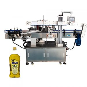 Automatic Top Side Bag Labeling Machine For Avocado