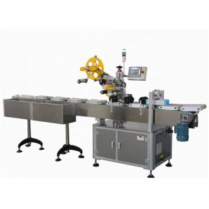 Automatica Round Bottle Fixed Point Adhesive Labeling Machine