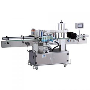 Sticker Labeling Machine For Egg Tray