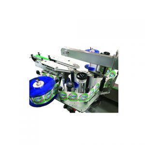 Automatic Labeling Machine For Beverage Pet Round Bottles