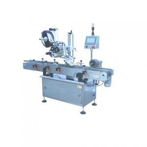 Hang Tag Page Labeling Machine