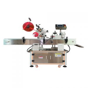 Automatic Ampoule Labeling Machine Stainless Steel
