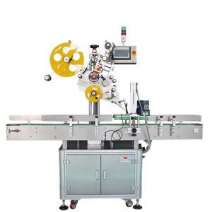 Factory Supply Auto Mobile Battery Sticker Labeling Machine