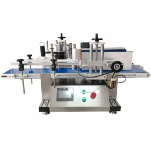 Automatic Sticker Hang Tag Apparel Labeling Machine