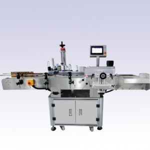 Full Automatic Top Bottom Sides Sticker Labeling Machine