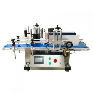 Integrated Card Labeling Machine System