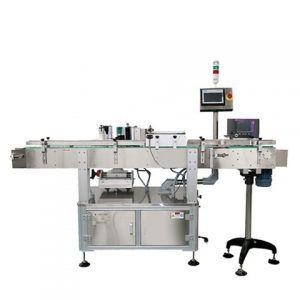 Wrap Rolling Labeling Machine Manufacturer For Turmeric Powder
