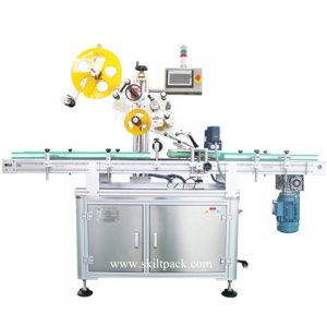 Front And Back Side Labeling Machine