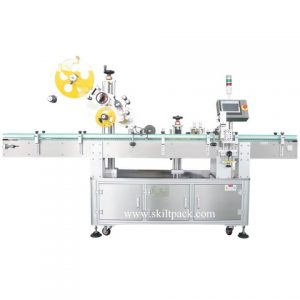 Self Adhesive Sticker Double Sided Bottle Labeling Machine