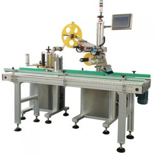 Automatic Labeling Machine For Bottom Side
