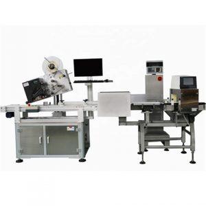 Designer Automatic Carton Box Labeling Machine