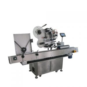 Vial Double Side Labeling Machine