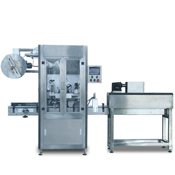 Automātiska saraušanās uzmavu marķēšanas mašīna
