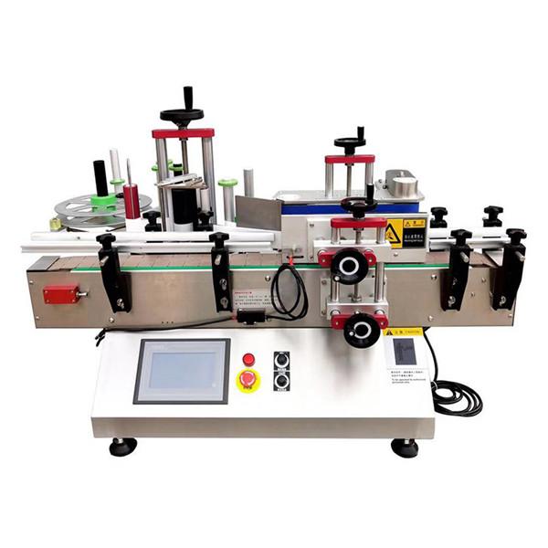 Automātiska galda pudeles marķēšanas mašīna